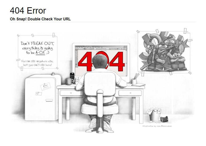 Brand Crowd_404 page not found