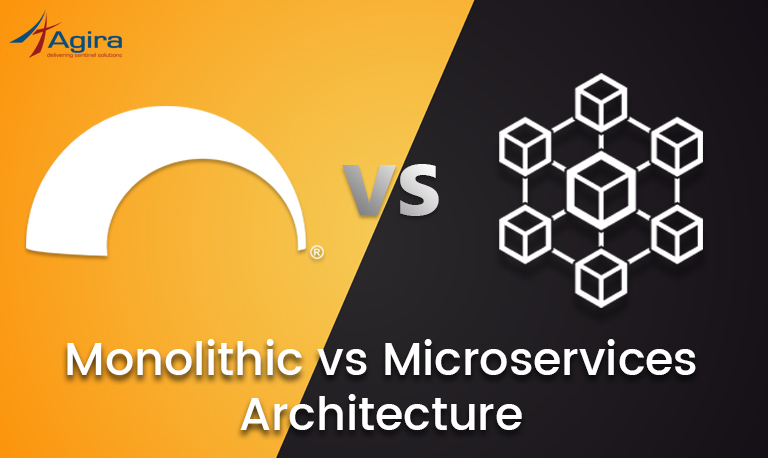 Monolithic vs Microservices Architecture
