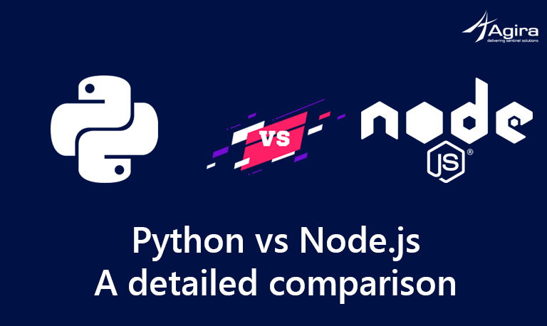 Python vs Node.js A detailed comparison