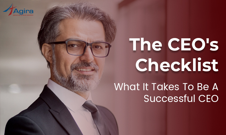 The CEO's Checklist