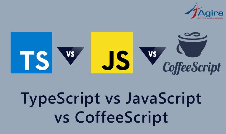 TypeScript vs CoffeeScript vs JavaScript