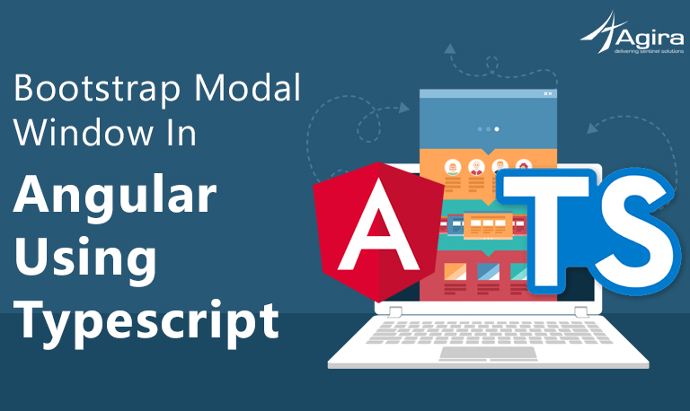 Bootstrap Modal Window In Angular Using Typescript