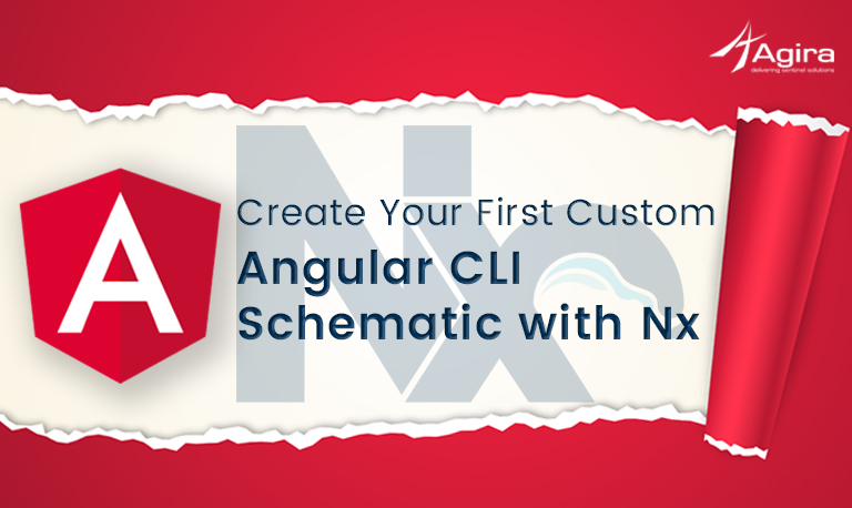 Custom Angular CLI Schematic with Nx | Agira Tech