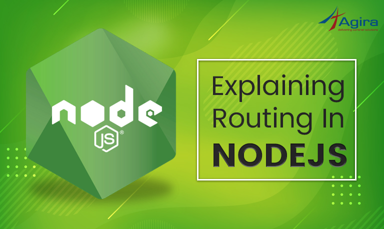 Explaining routing in Node
