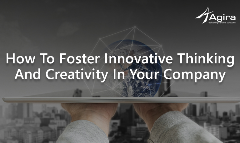 Foster innovation