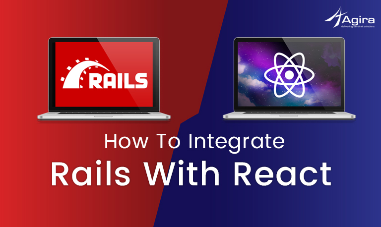 How to integrate rails with react