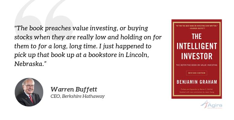 The Intelligent Investor, Benjamin Graham - Warren Buffett