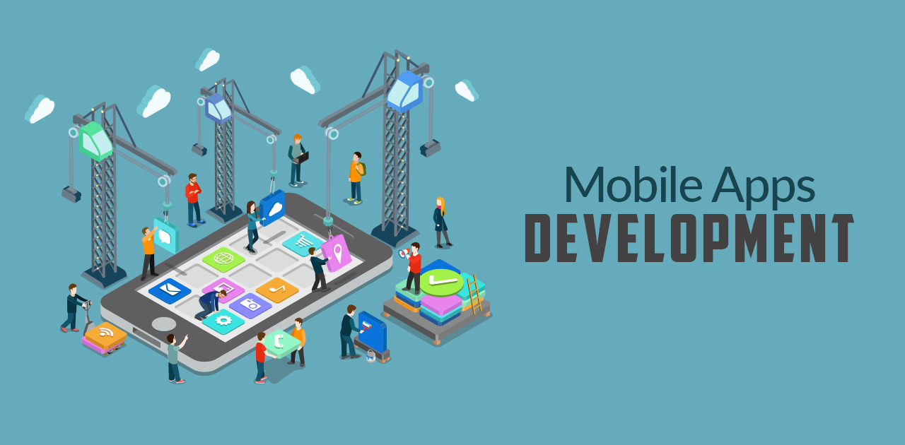 Mobile app development_Android Vs iOS
