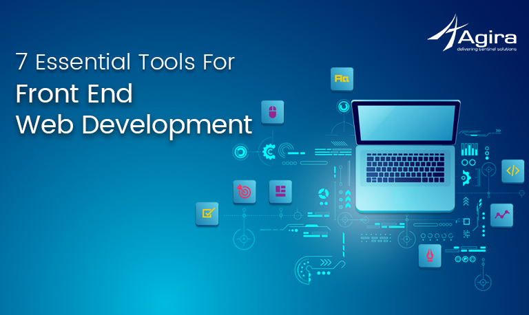 Top 7 essential tools for front end web_development