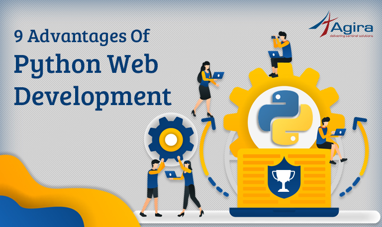 Benefits python web development
