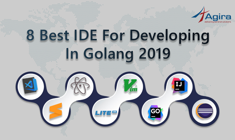 8 Best IDE For Developing In Golang2019 (1)