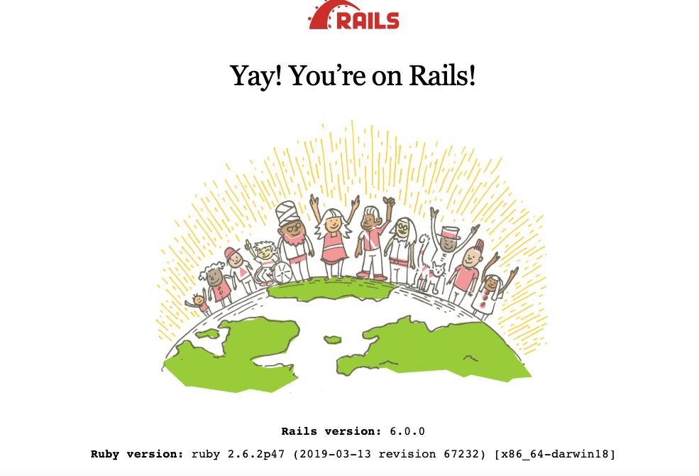 rails 6 implementation