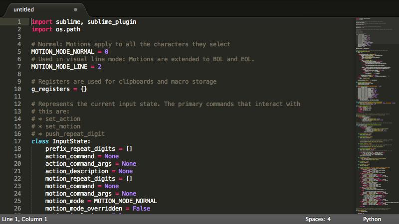 Angular IDEs- Sublime Text