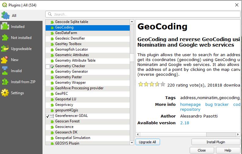 Geocoding API and Reverse Gecoding 01