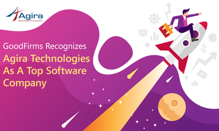 GoodFirms Recognizes Agira Technologies As A Top Software Compan