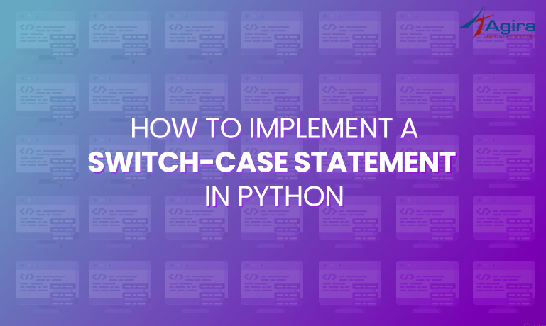 Switch case in Python