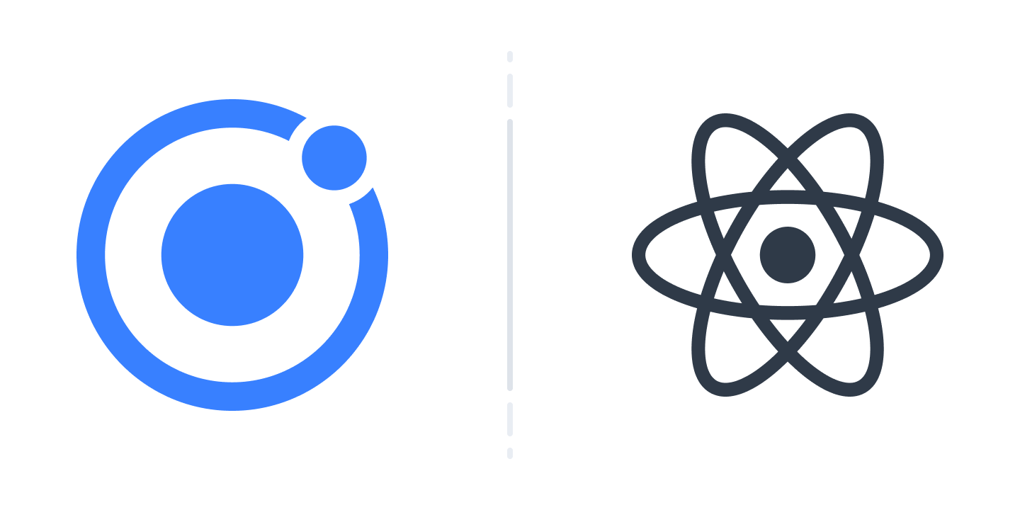 Ionic React announcement