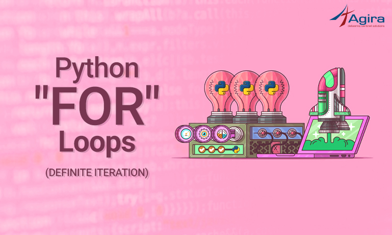 Python for Loops (Definite Iteration)
