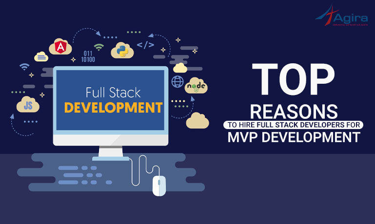 full stack developers for MVP