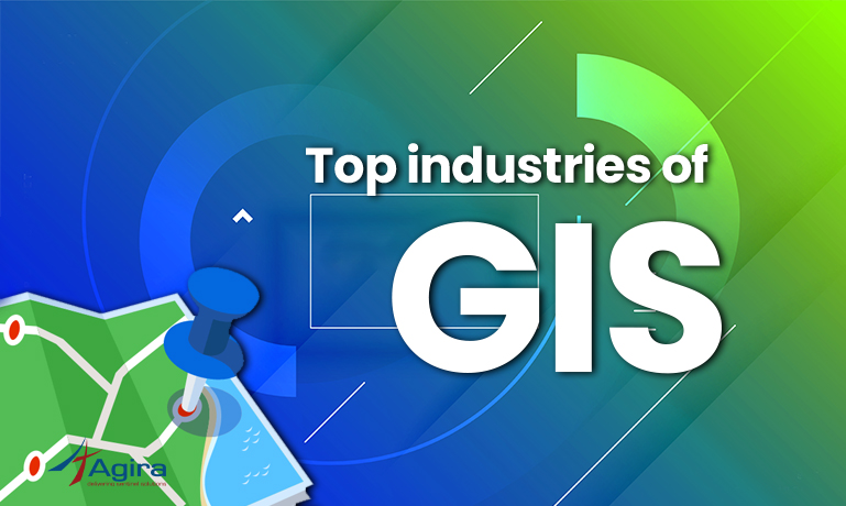 Top industries for GIS