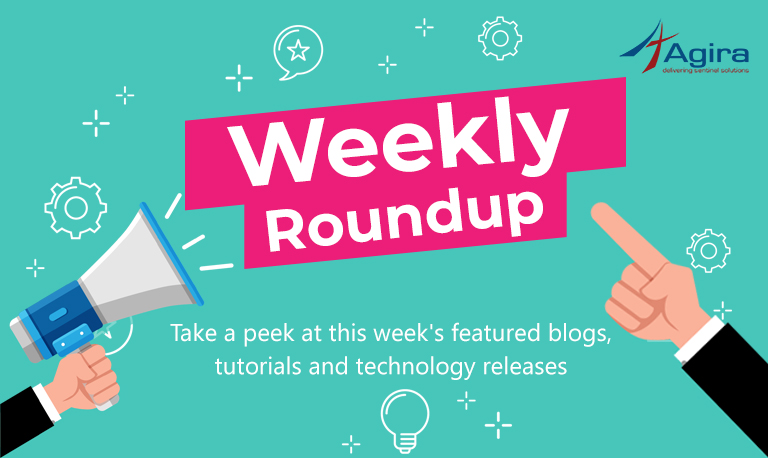 Weeky Roundup_13 - 19 oct 19