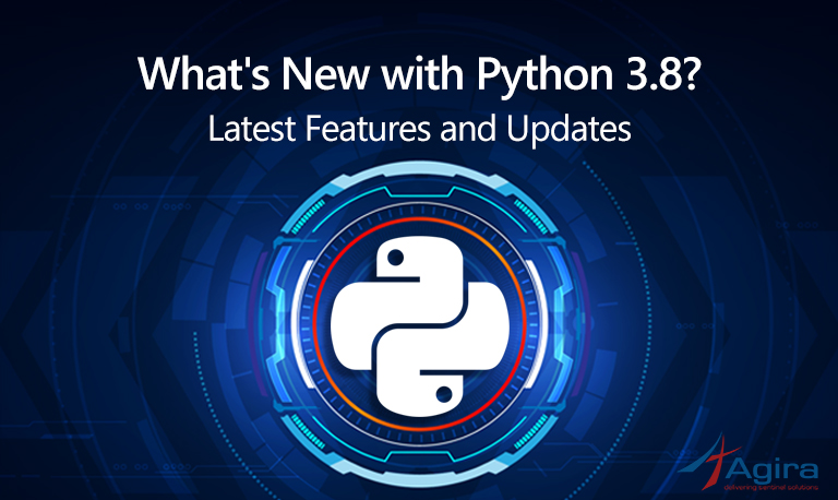 What's New with Python 3.8