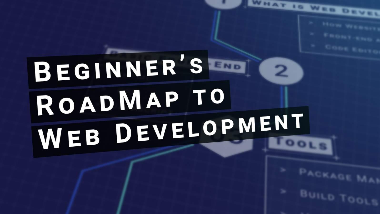 roadmap-web-development