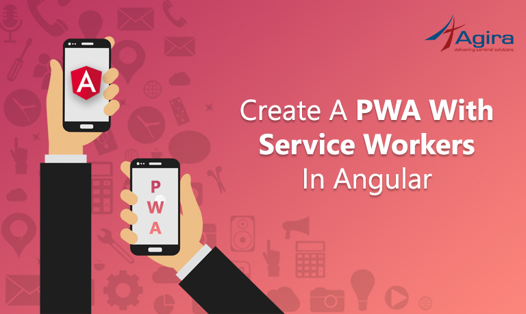 Create a PWA with service workers in Angular