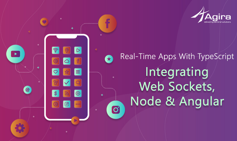 Real-Time Apps with TypeScript- Integrating Web Sockets, Node & Angular