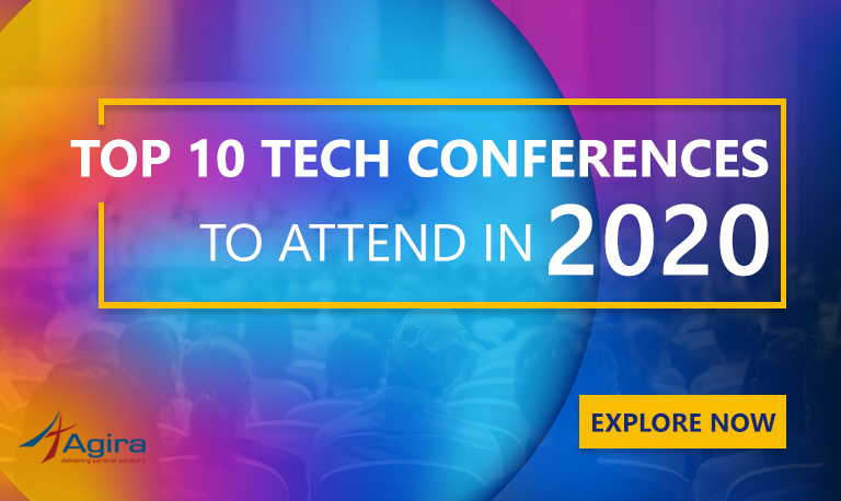 Top Events Of 2020.Top 10 Tech Conferences To Attend In 2020 Tech Events