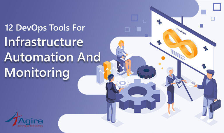 DevOps Tools For Infrastructure Automation And Monitoring