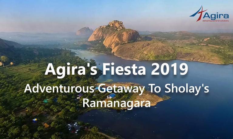 Agira's Fiesta 2019 - Adventurous Getaway to Sholay's Ramanagara