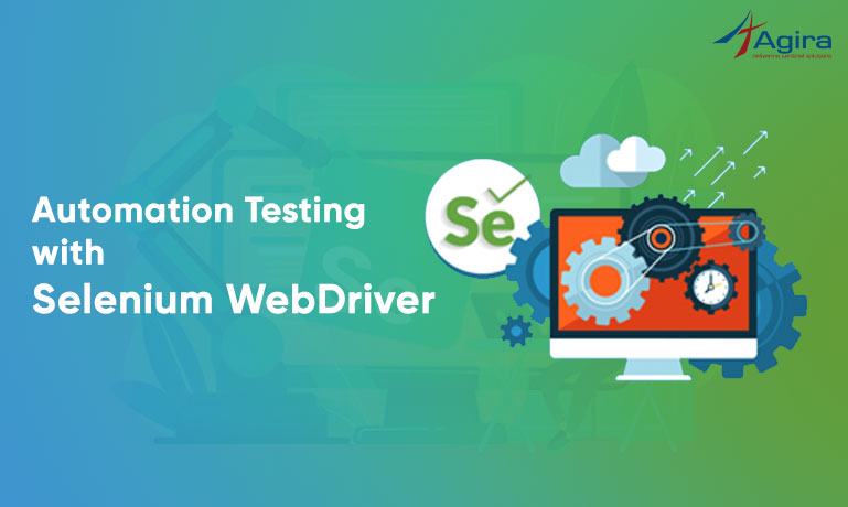 Automation testing with Selenium webdriver