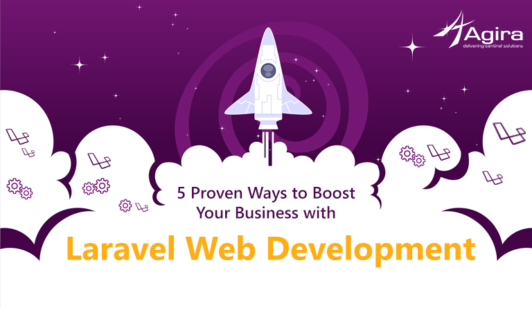 Ways to Boost Your Business with Laravel Web_Development