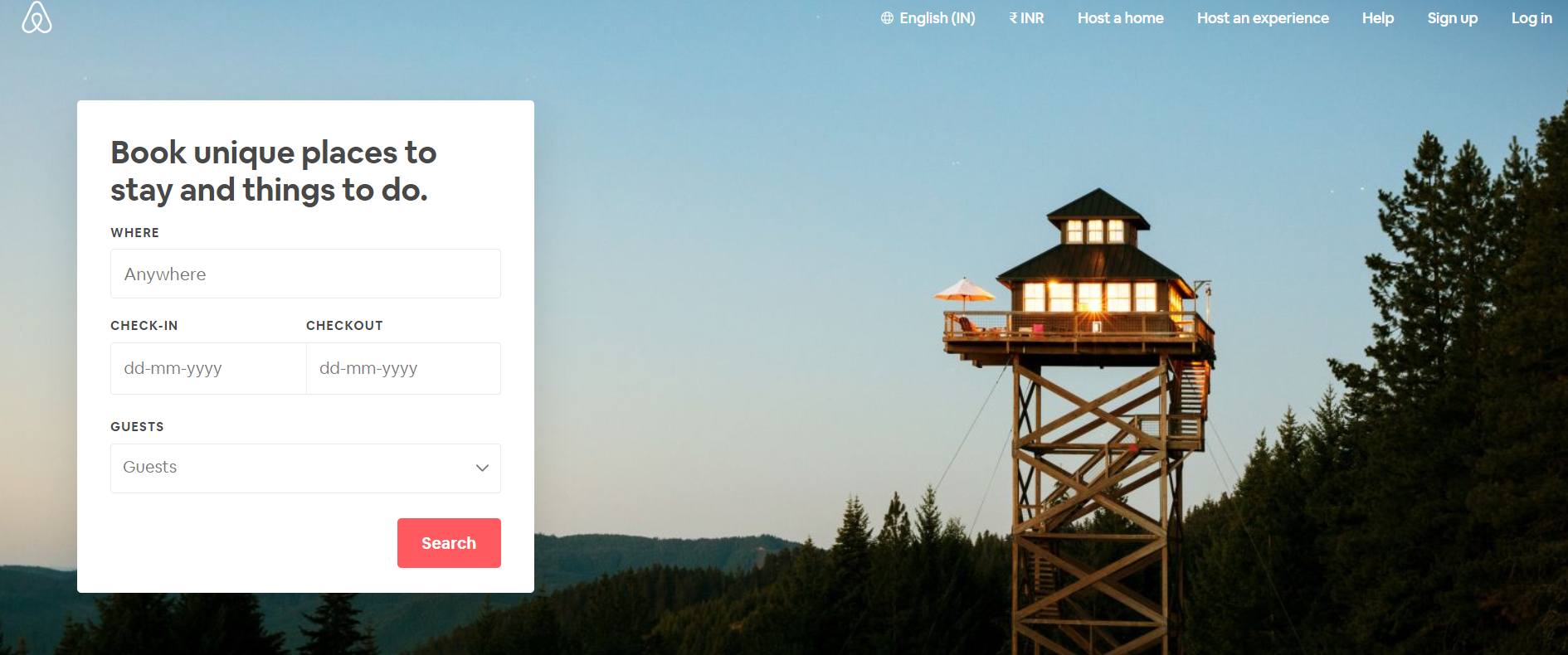 Airbnb Ruby on Rails