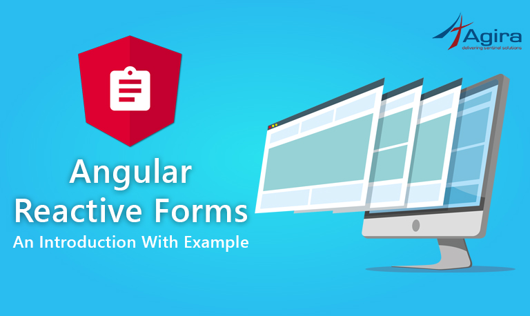 Angular Reactive Forms- An introduction with Example