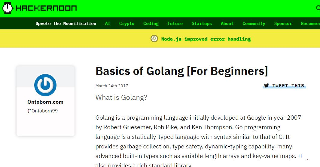 Hackernoon_learn golang