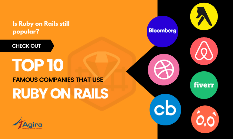 Ruby on Rails companies