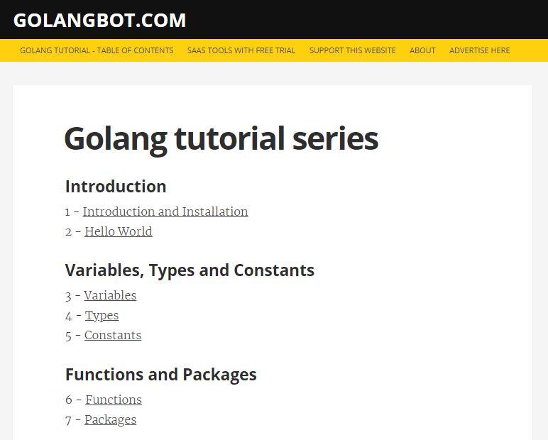 golangbot-learn go