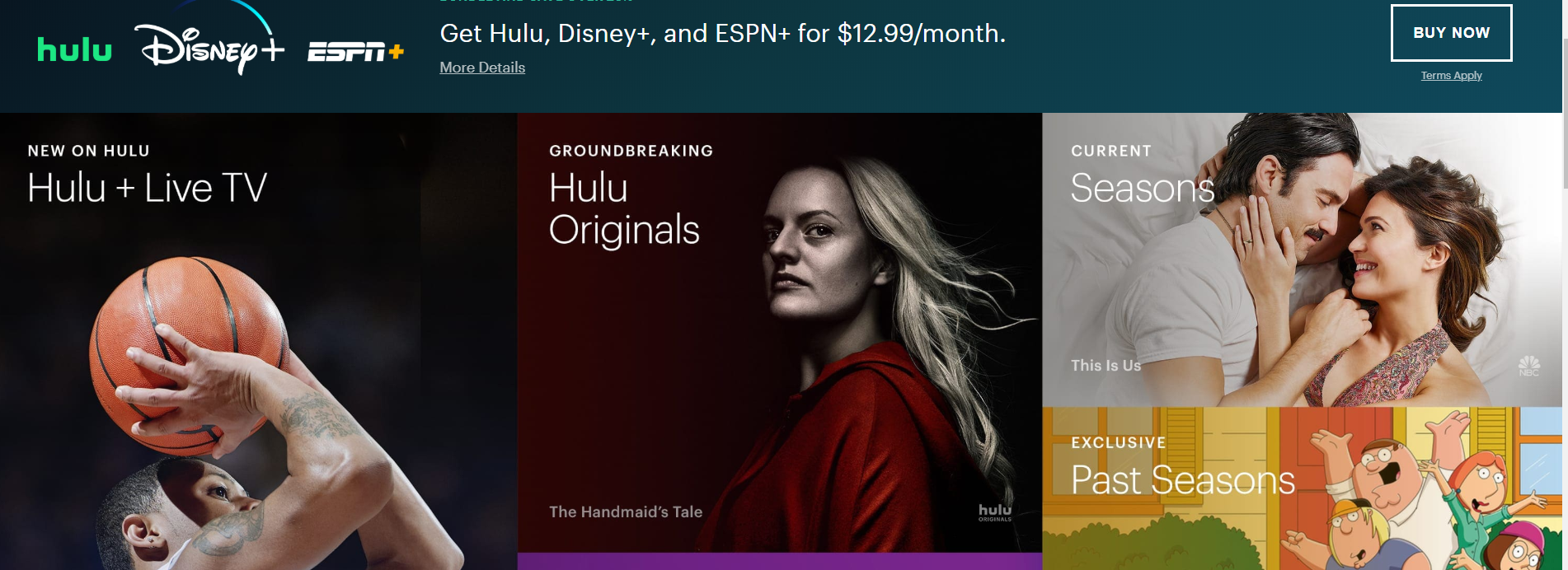 Hulu Ruby on rails