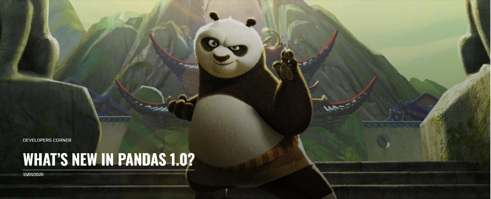 panda weekly