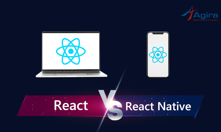react vs react native