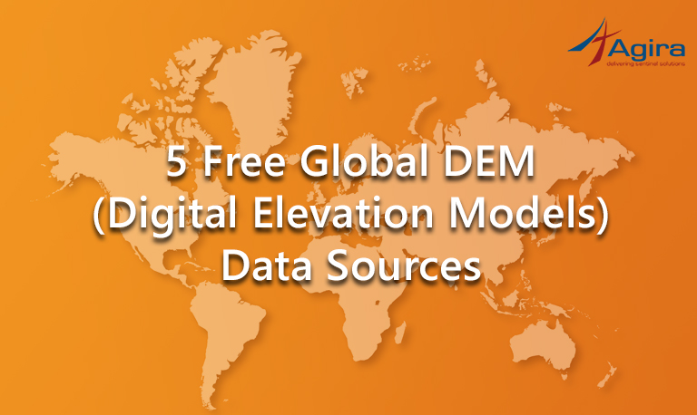 Free Global DEM Data Sources