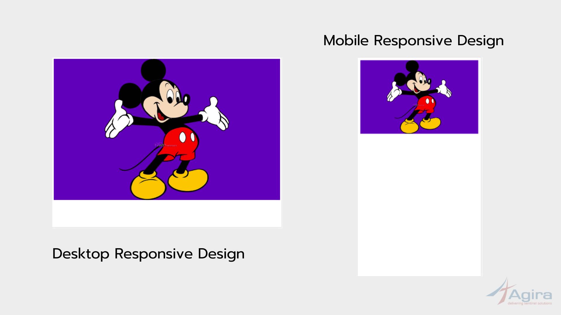 Image - responsive design