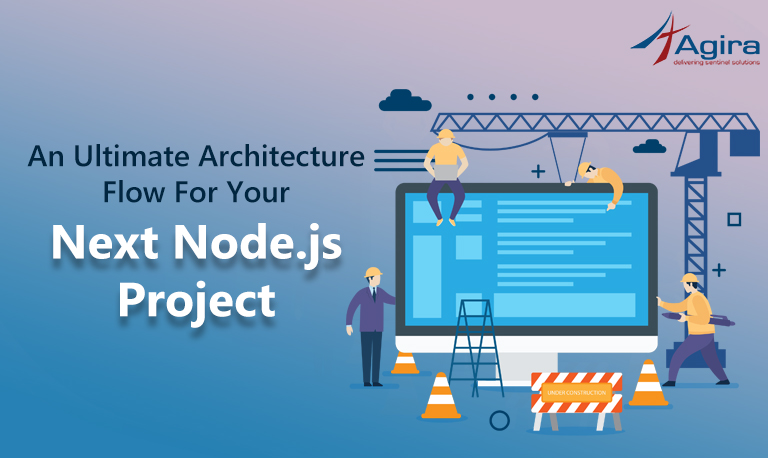 architecture flow for your next Node