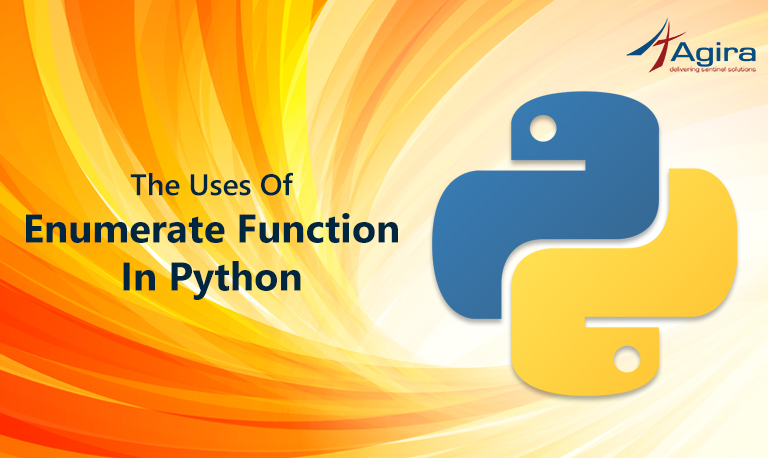 The-uses-of-Enumerate-function-in-Python