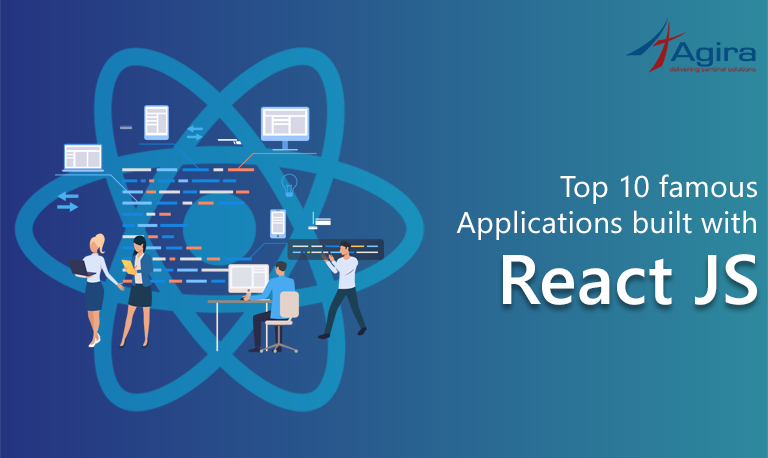Top 10 famous Applications built with React JS (1)
