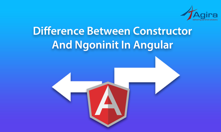 Difference between Constructor and ngOnInit in Angular