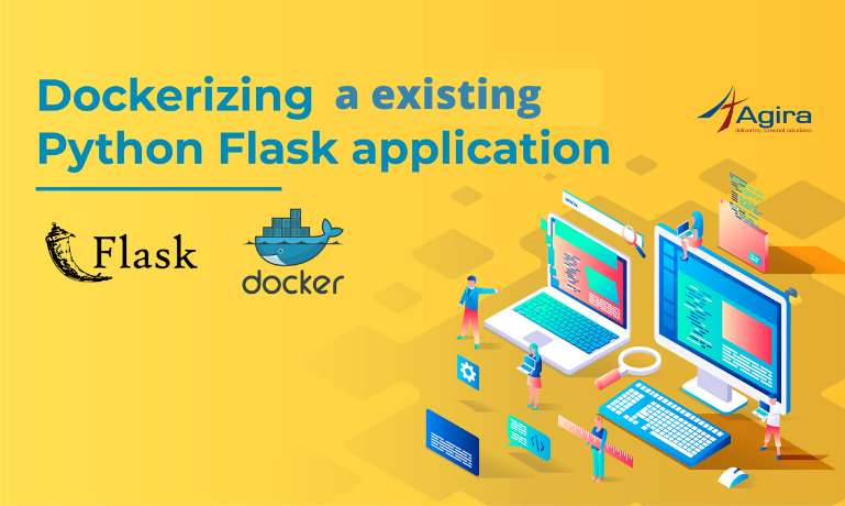 Dockerizing a existing Python Flask application with Docker Compose (1)