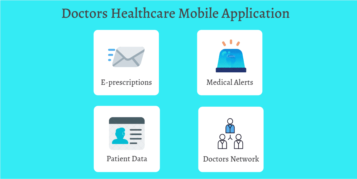 Doctors Healthcare Mobile Application